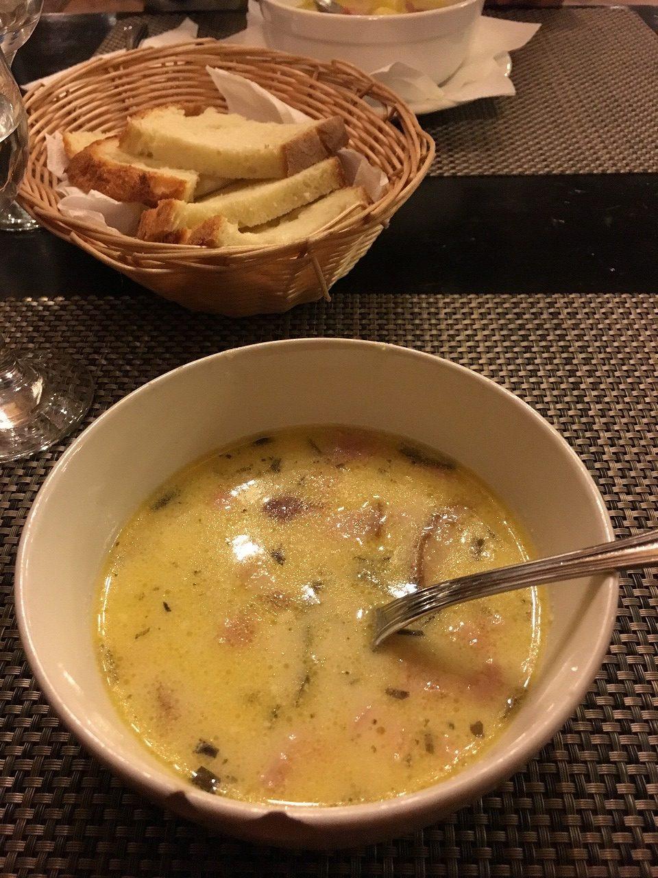 トランシルバニア風スープ