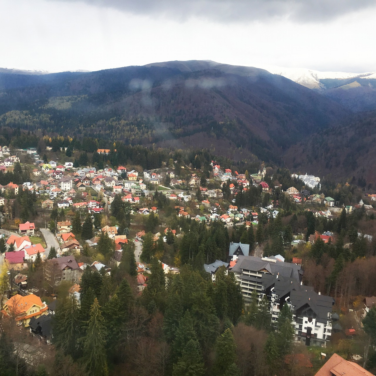 ブチェジ山