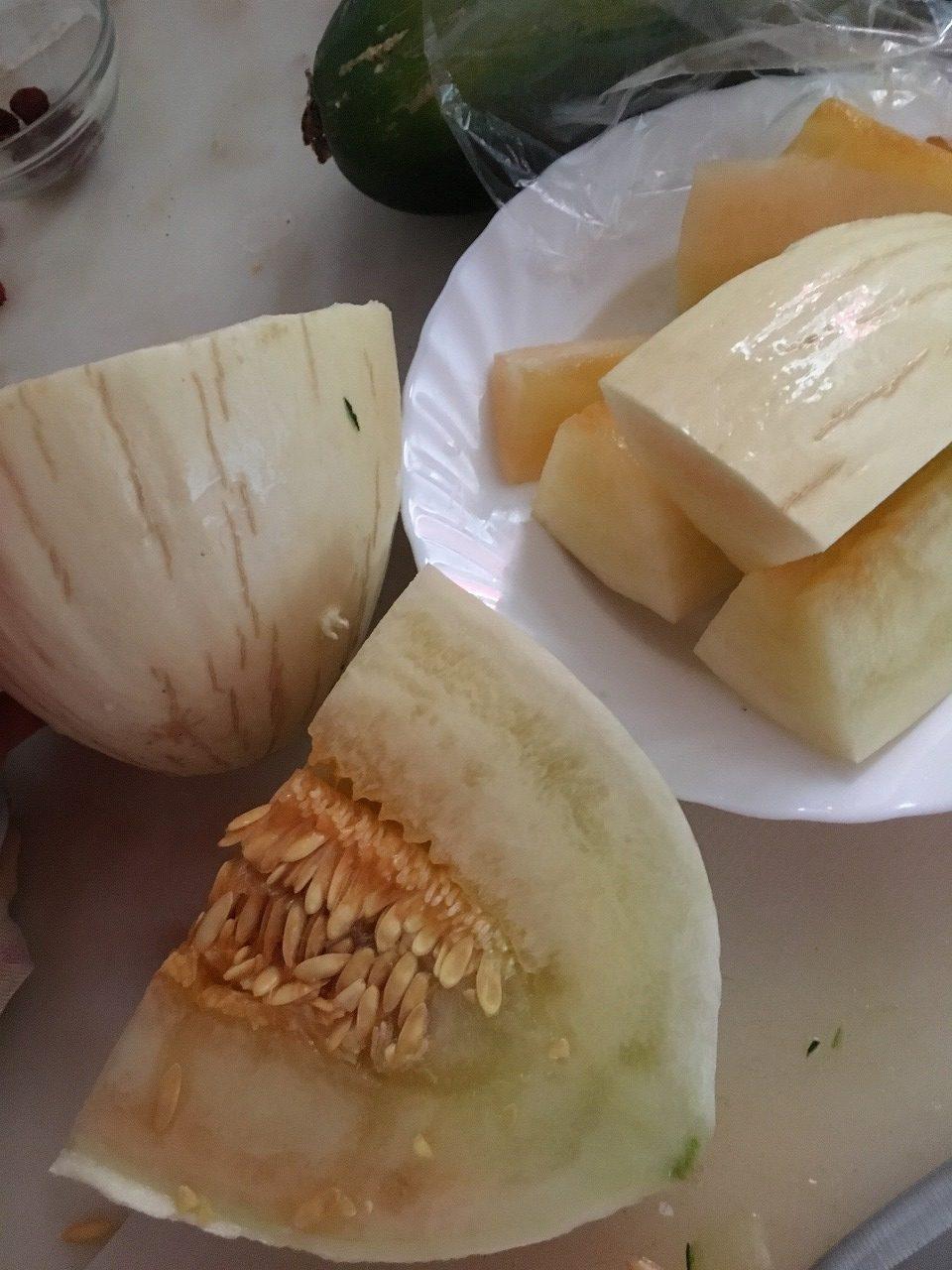 絶品ポルトガルメロン