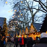 観光とクリスマスマーケット~ドイツ・ケルン編~