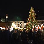 観光とクリスマスマーケット~ドイツ・デュッセルドルフ編~