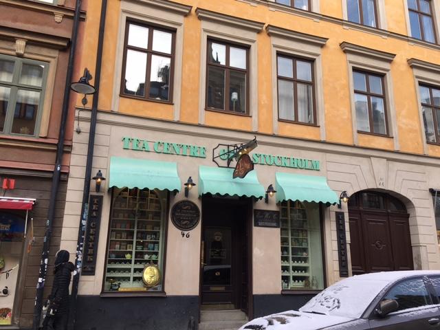 Tea Center of Stockholm