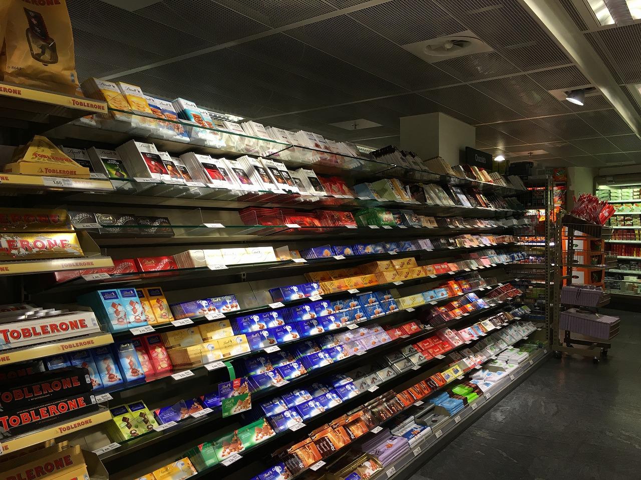スイスのスーパー