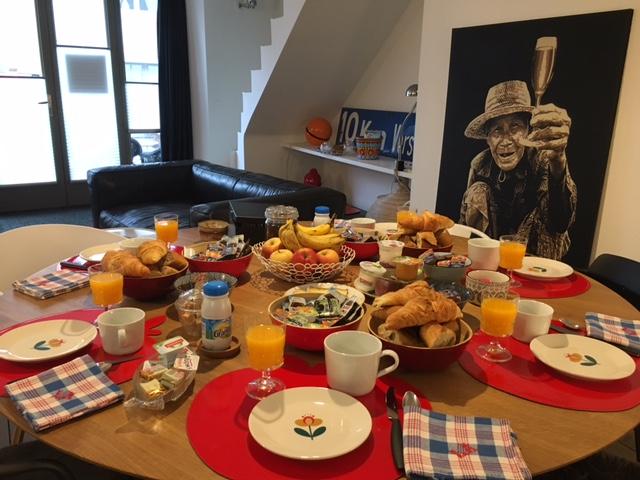 ネルニエの朝食