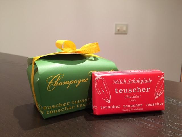 Teuschのチョコレート