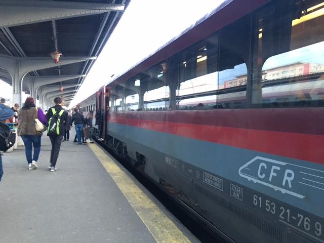 ルーマニア国鉄
