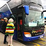 リュブリャナからザグレブはバス移動がおすすめ