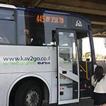 イスラエル!空港アクセスとインターネットアクセス(Wifi、SIMカードの購入)